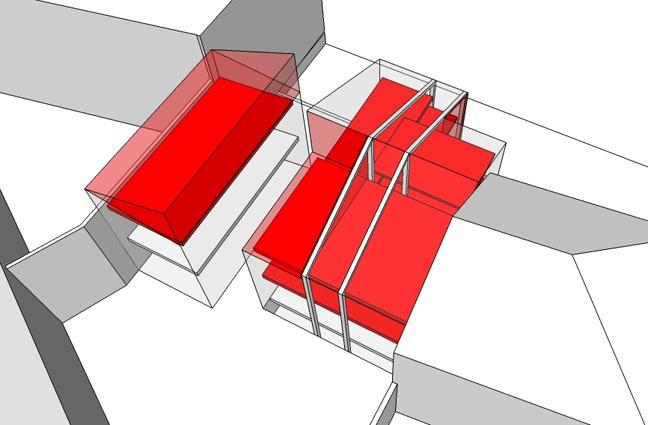 Habitat groupé de 6 logements : 4