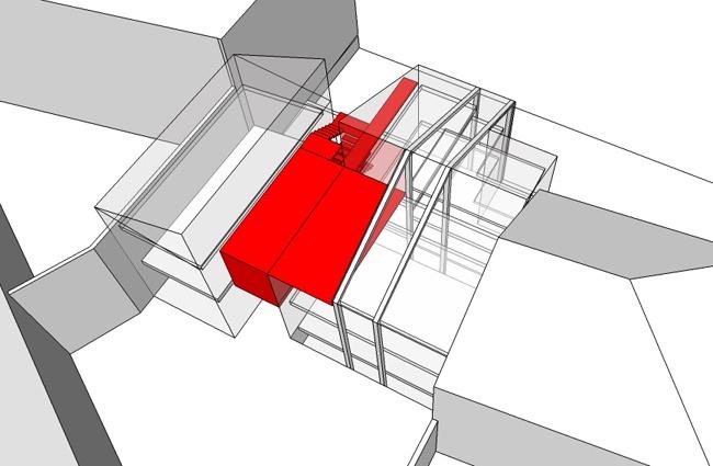 Habitat groupé de 6 logements : 5