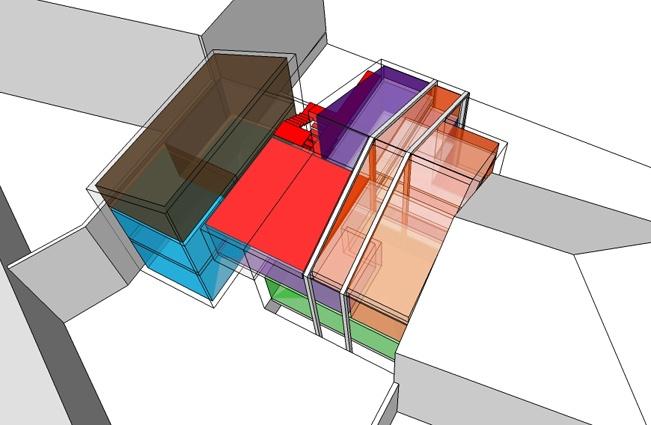 Habitat groupé de 6 logements : 6