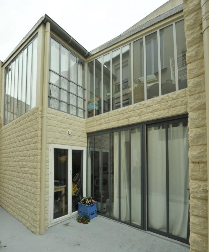 Construction d'un logement neuf