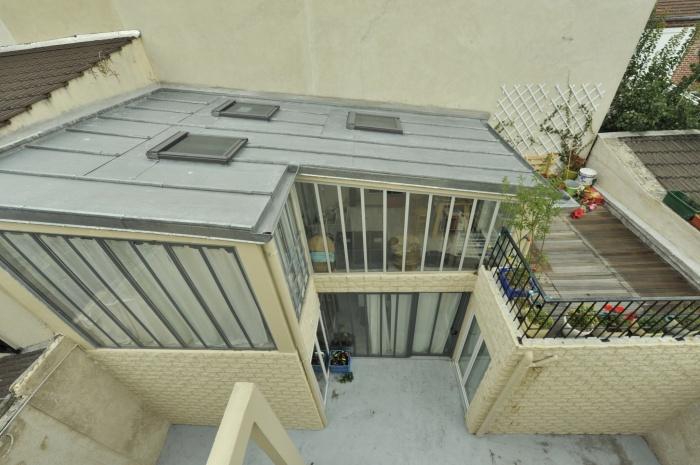 Construction d'un logement neuf : CA-St-Ouen (15)