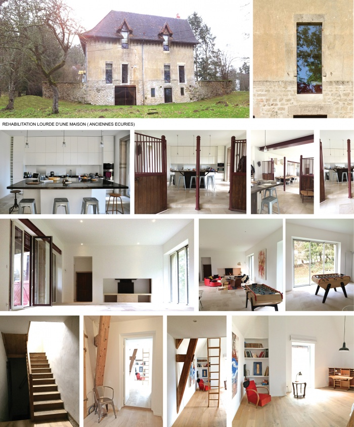 Maison V_Rénovation lourde d'une écurie en maison : dccp-architecte_maison-V-a