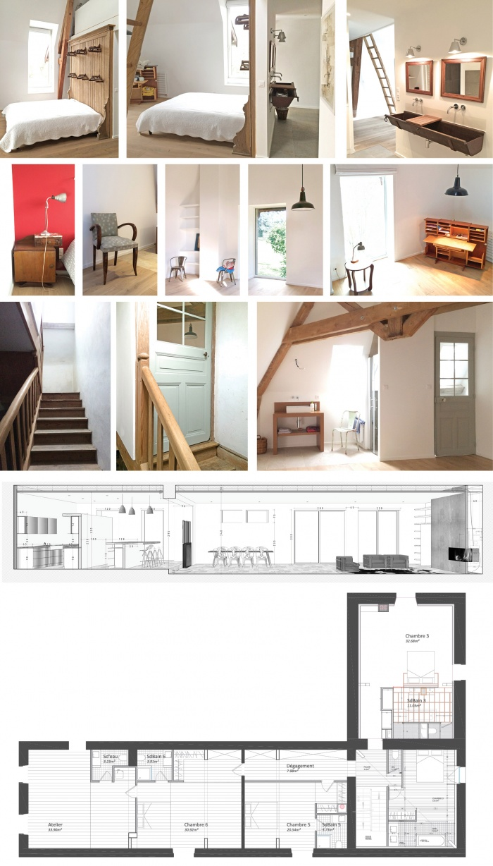 Maison V_Rénovation lourde d'une écurie en maison : dccp-architecte_maison-V-b
