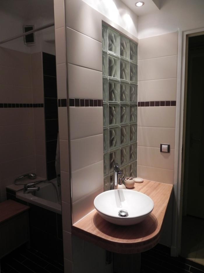 Réaménagement d'une salle de bains : 2