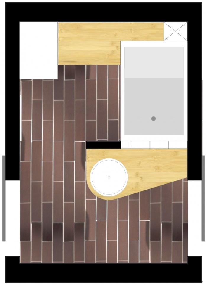 Réaménagement d'une salle de bains : 5
