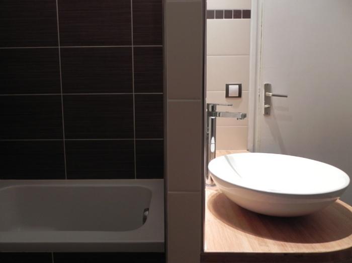 Réaménagement d'une salle de bains : 3