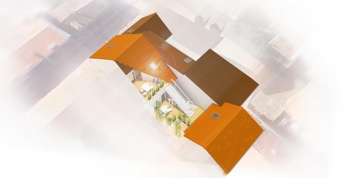 Centre de santé et 4 logements - Sucy-en-Brie