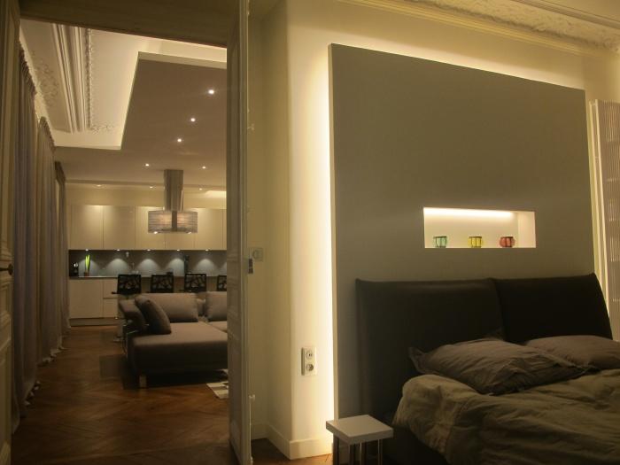 Rénovation d'un appartement à Paris, rue d'Artois 75008 : 18
