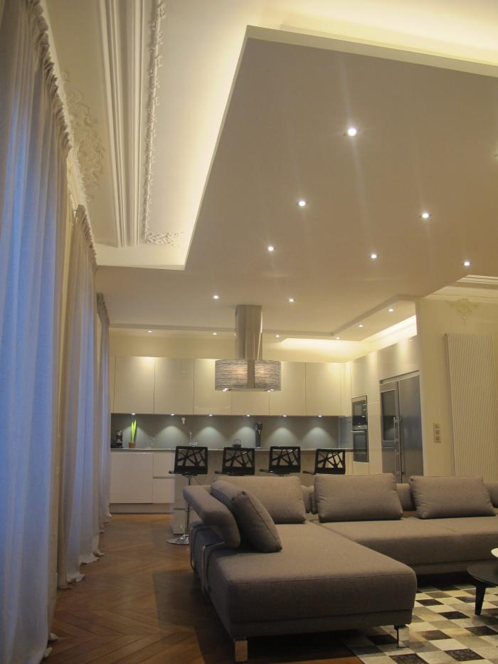 Rénovation d'un appartement à Paris, rue d'Artois 75008 : 19