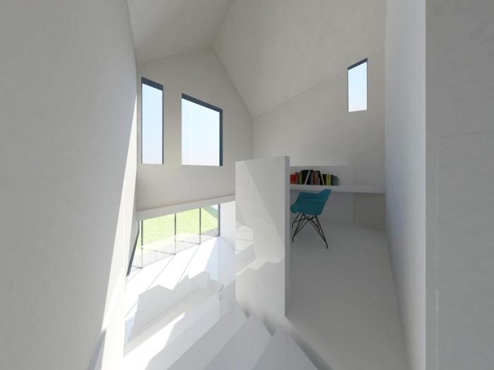 architectes r novation et extension d 39 une maison sartrouville sartrouville. Black Bedroom Furniture Sets. Home Design Ideas
