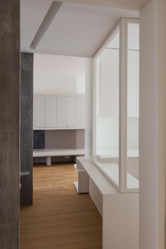 Restructuration d'un appartement de 120 m² : levallois-2