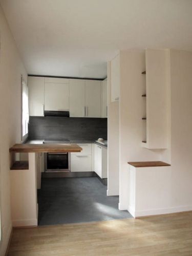 appartement priv poissy une r alisation de el okeily kocher architectes. Black Bedroom Furniture Sets. Home Design Ideas