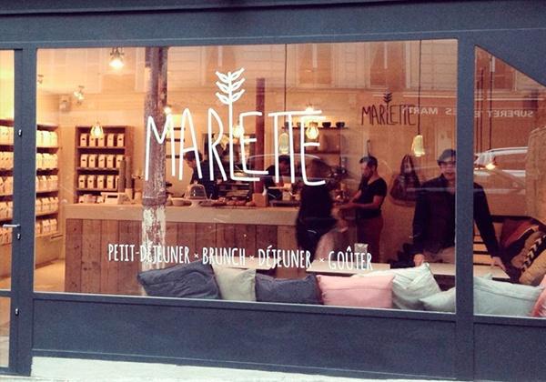 Création d'une Boutique-Café