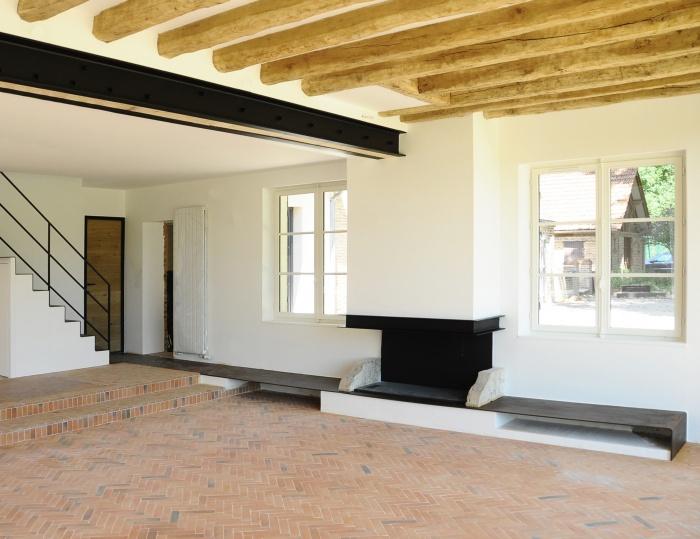Réhabilitation d'une résidence secondaire : Renovation Maison Sologne M2 - 4.jpg