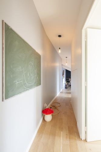 Surélévation des combles d'un appartement : LR-0122