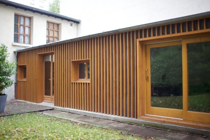 Extension d'un maison : 141119-Auteuil-27