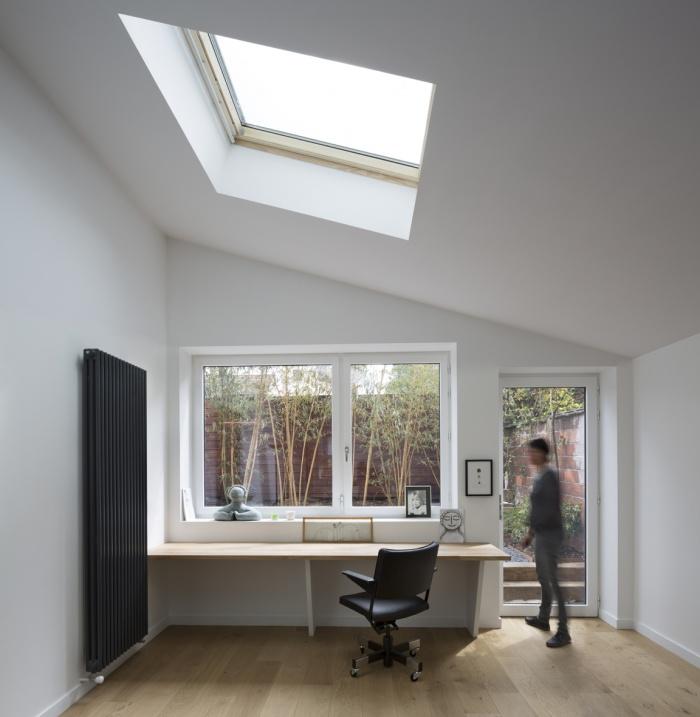 Extension en briques d'une maison en meulière : 6-house extension