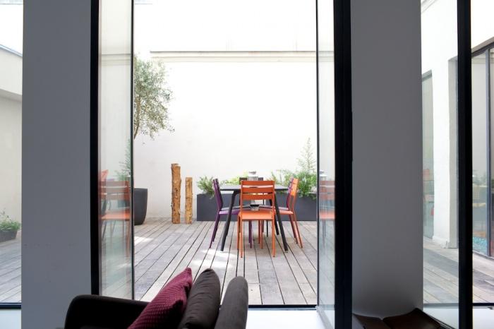 Loft familial avec terrasse : 8