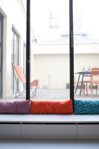Loft familial avec terrasse : 12