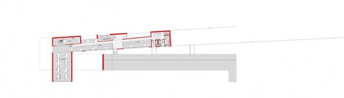 Machu Pichu Hotel : plan first level