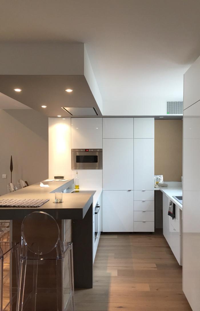 Rénovation d'un appartement : Cuisine