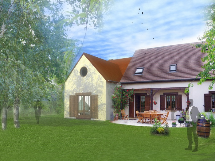 Extension Maison H
