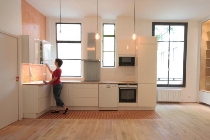 Un appartement Rue Blanche