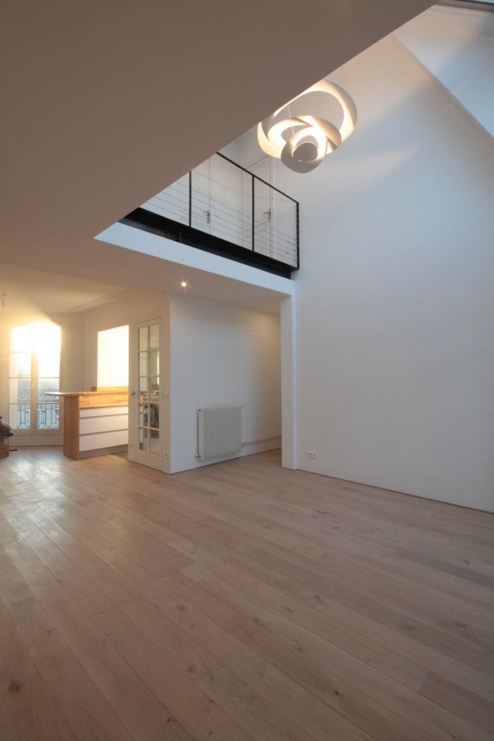 architectes r novation d 39 un immeuble locatif. Black Bedroom Furniture Sets. Home Design Ideas