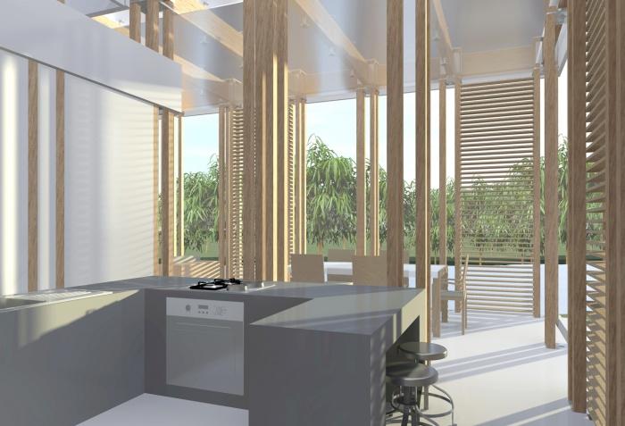 architectes h 09 maison modulaire cacela velha algarve portugal. Black Bedroom Furniture Sets. Home Design Ideas