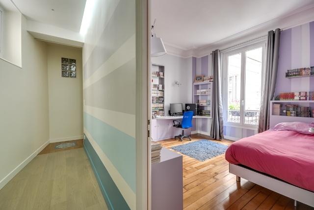 Appartement Paris 9 : Poissonnières-chambre2