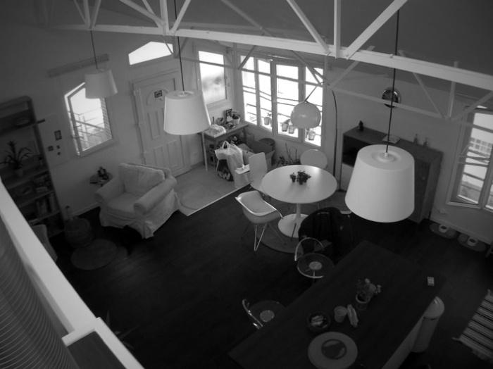 Création d'un loft