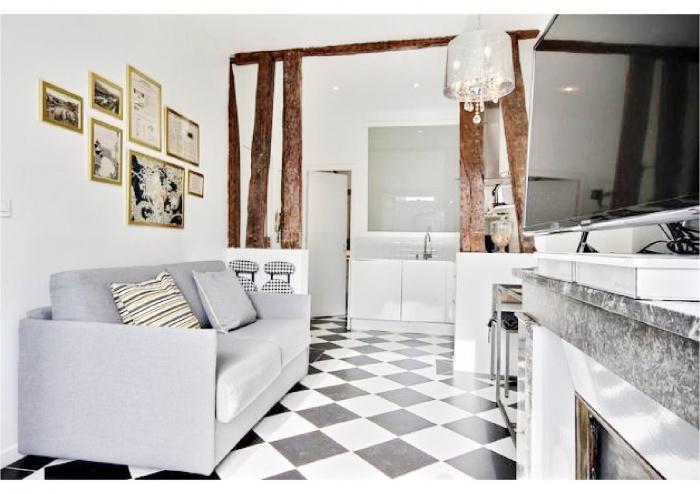 Appartement Paris 1ère : realisation16