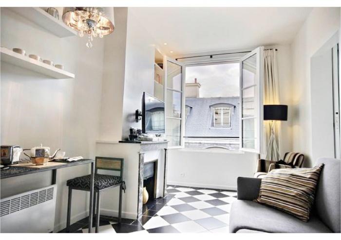 Appartement Paris 1ère : realisation17