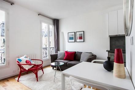 Appartement Paris 11 : Séjour