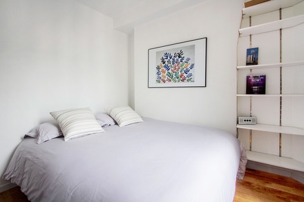 Appartement Paris 11 : Chambre