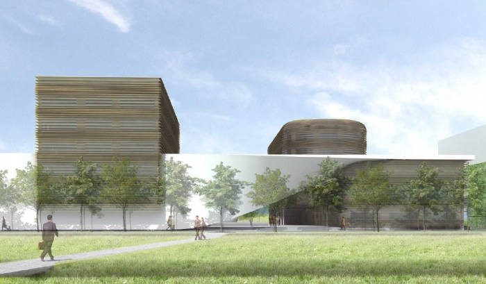 Immeuble de bureaux à Toulouse : image_projet_mini_86780