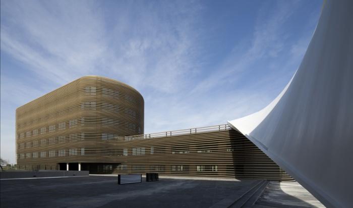 Immeuble de bureaux à Toulouse : 3