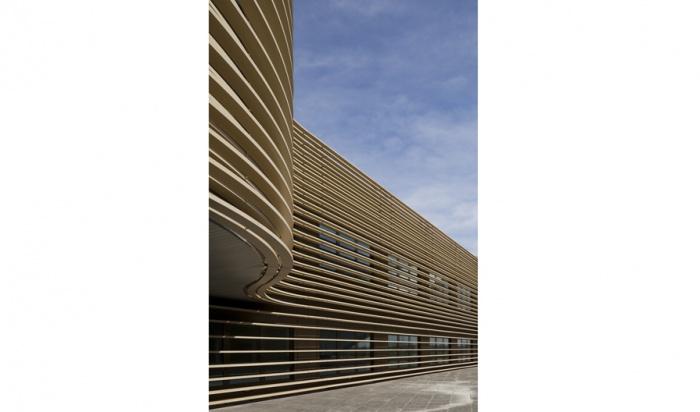 Immeuble de bureaux à Toulouse