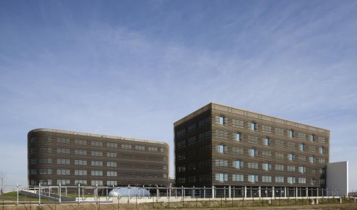 Immeuble de bureaux à Toulouse : 5