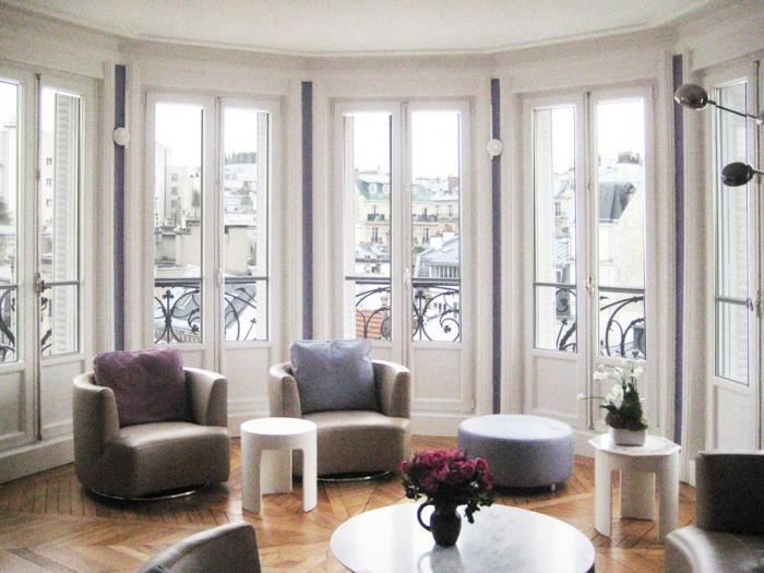 Logement_duplex à Paris 16e