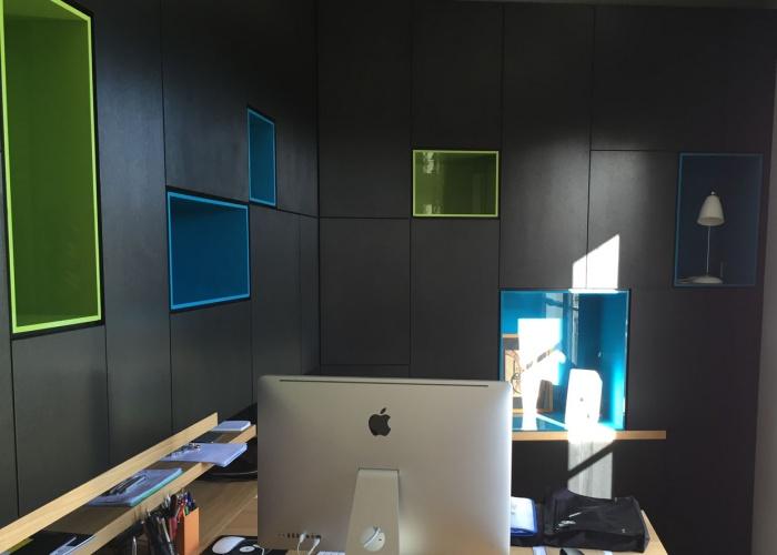 Aménagement et décoration d'une maison neuve : Le bureau