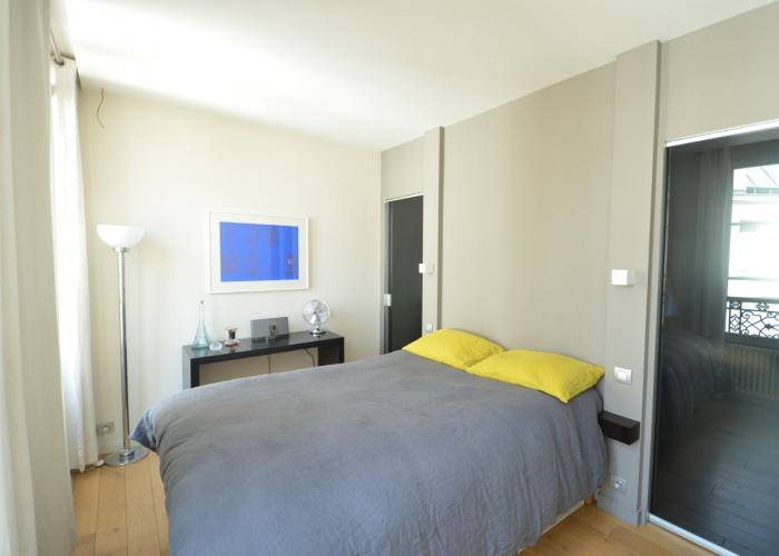 Rénovation d'un appartement Paris : Chambre