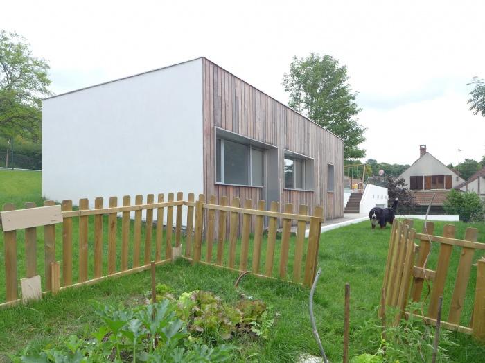 Nouvelle maison à Montlignon : image_projet_mini_88266