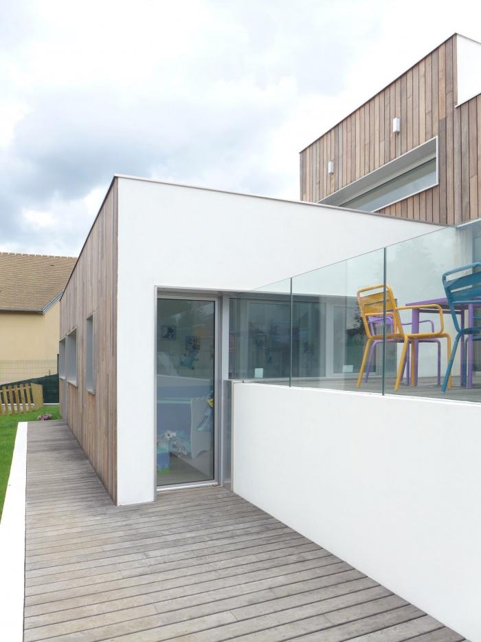 Nouvelle maison à Montlignon : L1040520recadréecopie