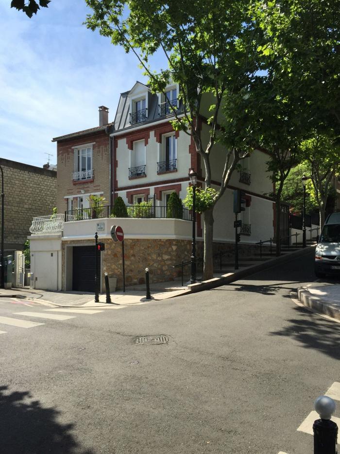 Extension et réhabilitation d'une maison ouvrière à Puteaux (92)