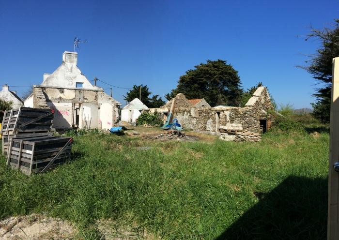 Rénovation d'une maison et d'une longère à Belle-ile-en-mer : BORT 03BD
