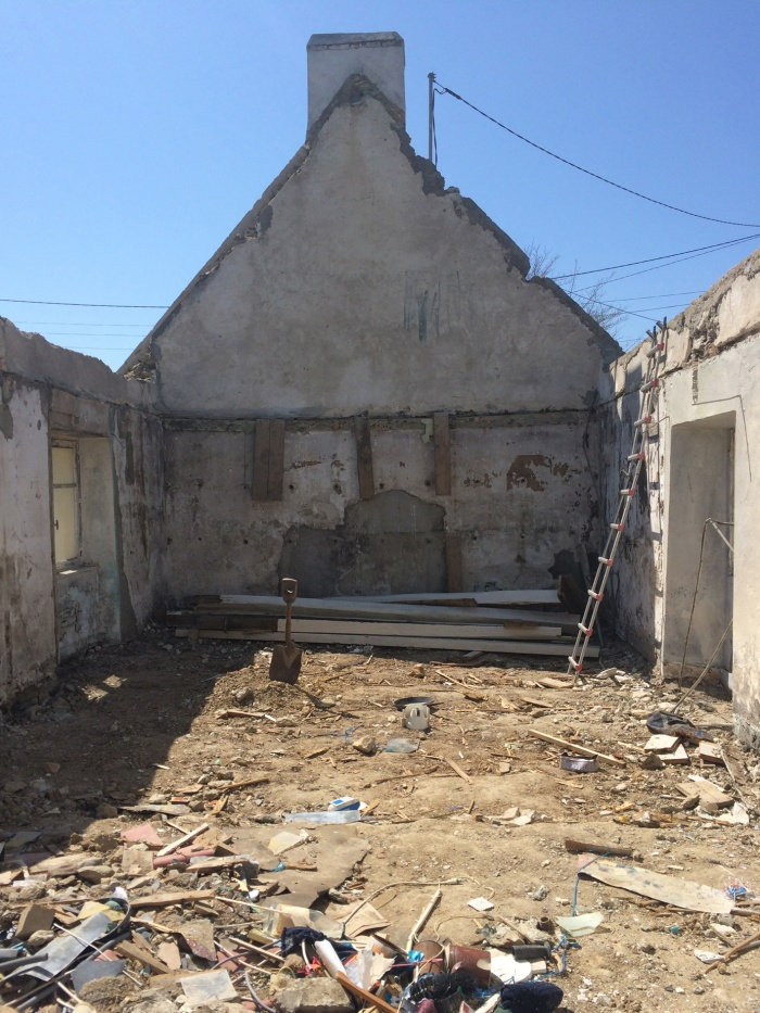 Rénovation d'une maison et d'une longère à Belle-ile-en-mer : BORT 05BDOK
