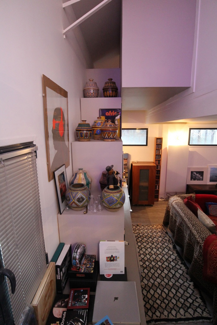 Aménagement d'un loft : 03BD- MAZ