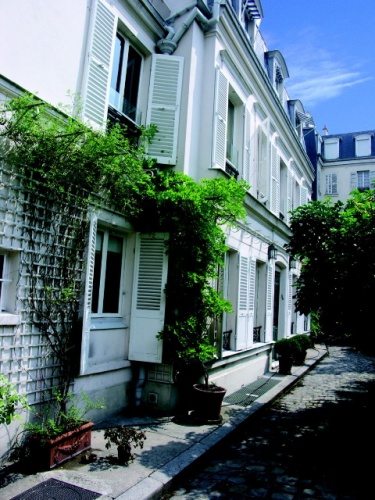 Architectes maison de ville paris - Maison de ville taranto architecte ...