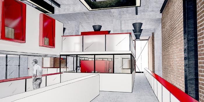 Résidence d'Artisanat Numérique - Silo8 : Atelier numérique